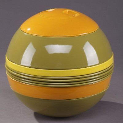 La Boule Dish Ball by Helen Von Boch for Villeroy & Boch Germany