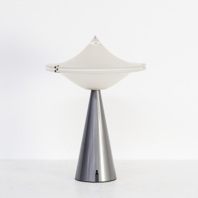 70s L. Cesaro 'Aliën' table lamp for Tre Ci Luce