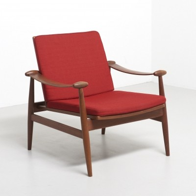 Spade lounge chair by Finn Juhl for France & Daverkosen, 1950s