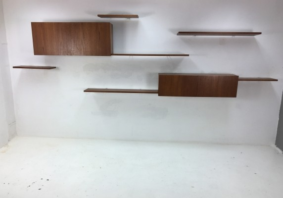 Banz Bord floating wall system