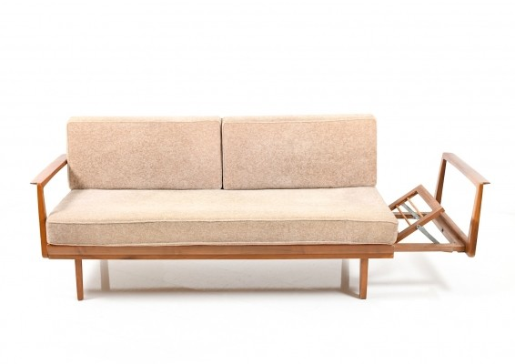 50's Daybed by Wilhelm Knoll