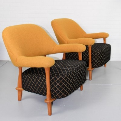 Model 109 Lounge chairs by Theo Ruth for Artifort, 1955