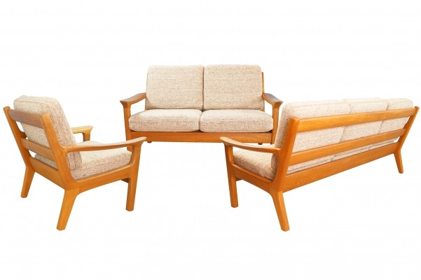 Teak Seating Group by Juul Kristensen