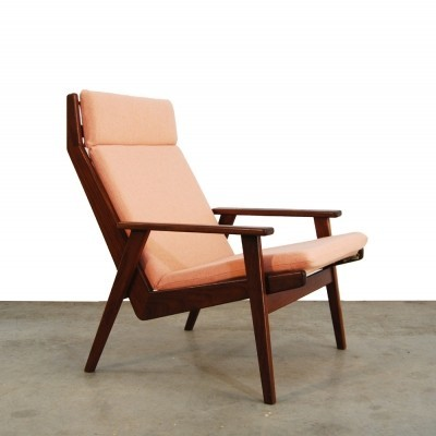 Teak 'Lotus' armchair by Rob Parry for Gelderland, 1960s