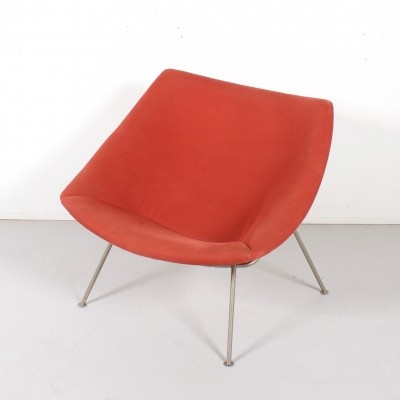 Early Artifort Oyster Chair by Pierre Paulin