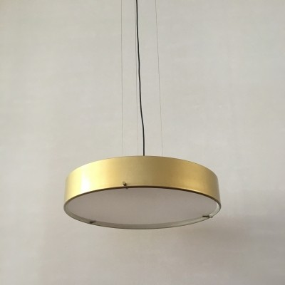 6 x Model 288 hanging lamp by Bruno Gatta for Stilnovo, 1950s