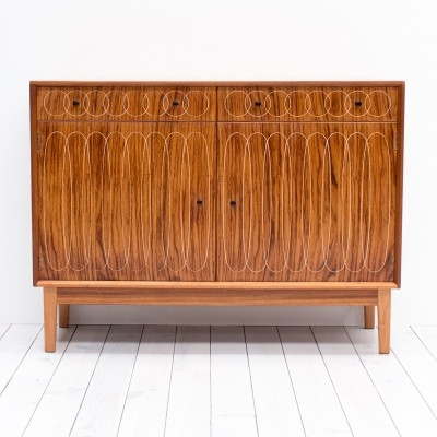 Ellipses sideboard by WH Russell for Gordon Russell Limited, 1950s