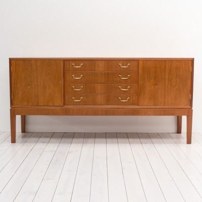 Danish Mahogany Sideboard by CB Hansens Etablissement