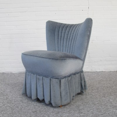 Cocktail lounge chair, 1960s