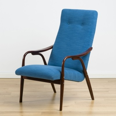 TON model 947 armchair by Antonin Šuman, 1950's