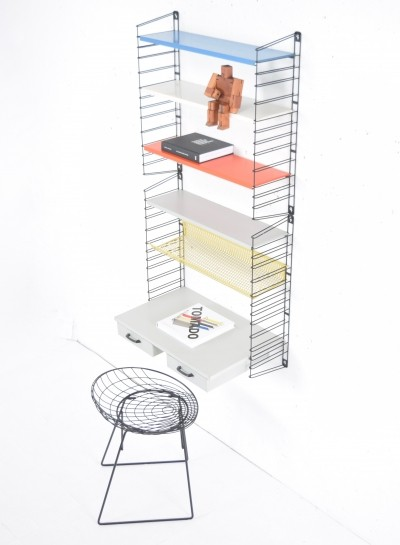 Tomado Holland wall unit set with desk & lamp