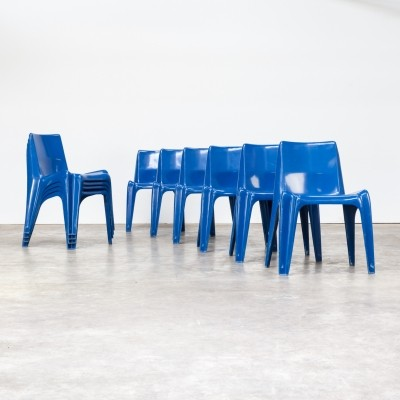 Helmut Bätzner 'BA1171' chair for Bofinger Furniture