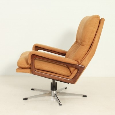 King lounge chair by André Vandenbeuck for Arflex, 1960s