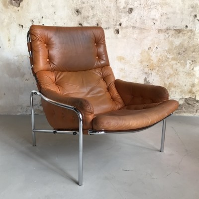 Spectrum SZ09 Nagoya lounge chair by Martin Visser, 1970s
