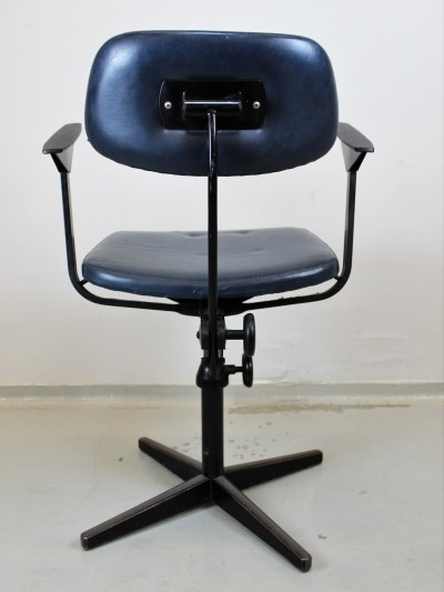 Office chair by Friso Kramer for Ahrend de Cirkel, 1950s