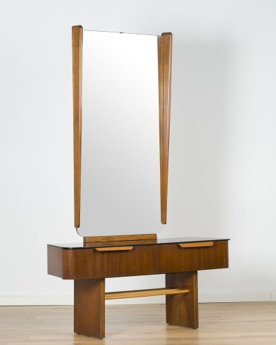Dressing table by Jindřich Halabala, 1950's