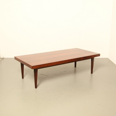 Danish solid Rio-Rosewood coffee/salon table