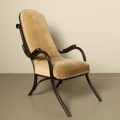 Arm chair by August Thonet for Thonet, 1930s