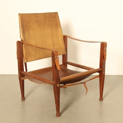 Safari chair by Kaare Klint for Rud Rasmussen