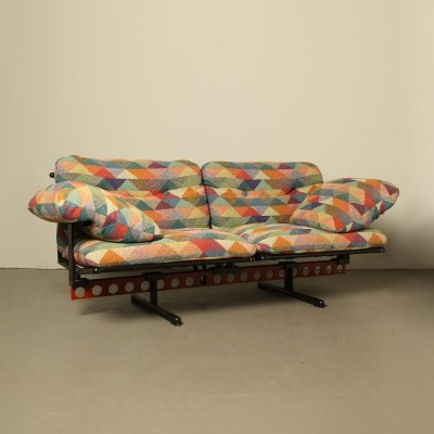2 x sofa by Pierluigi Cerri for Poltrona Frau, 1980s