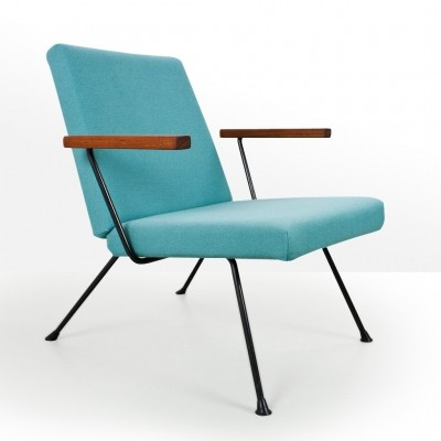 Mid-Century lounge chair Model 1409 by Andre Cordemeyer for Gispen, 1950s