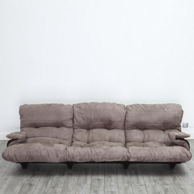 3 Seater Marsala Sofa by Michel Ducaroy for Ligne Roset