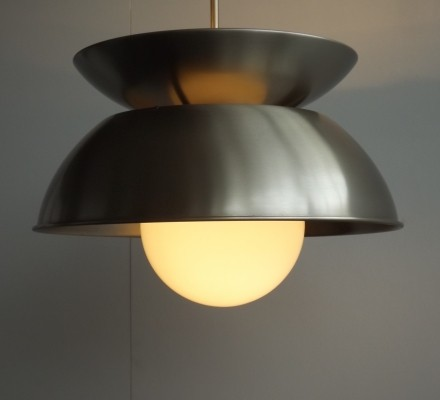 Cetra hanging lamp by Vico Magistretti for Artemide, 1960s