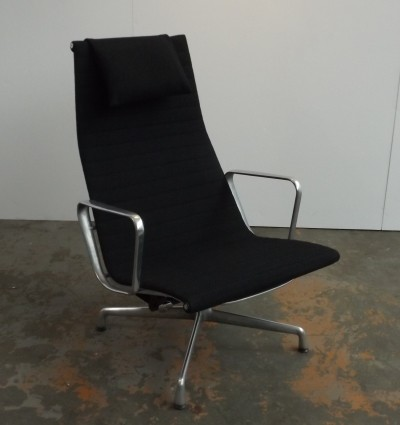 EA 124 arm chair by Charles & Ray Eames for Vitra, 1970s