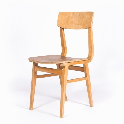 Vintage dining chair, 1970s