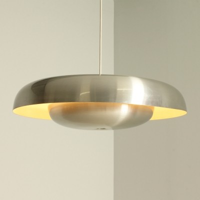 Aluminium Ceiling Lamp by Pirro Cuniberti for Sirrah