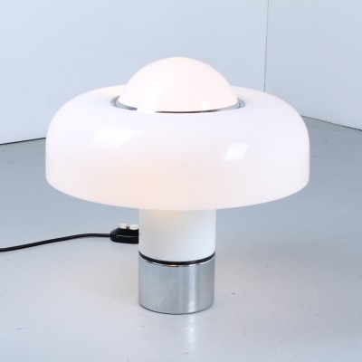 Brumbury desk lamp by Luigi Massoni for Harvey Guzzini, 1970s