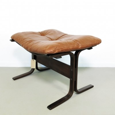 Ottoman stool by Ingmar Relling for Westnofa