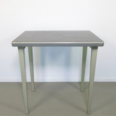 Small industrial side-table by Gispen, ca 1960