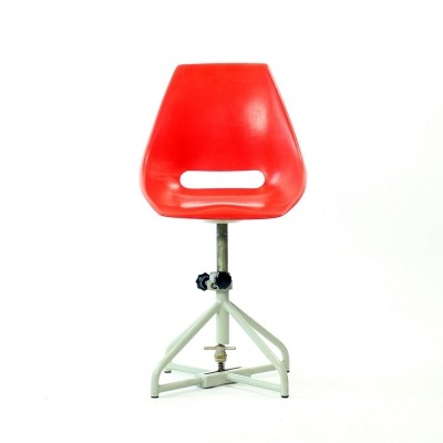 10 x dinner chair by Miroslav Navrátil for Vertex, 1960s
