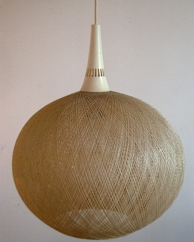 60s Hanging Lamp by Rotaflex