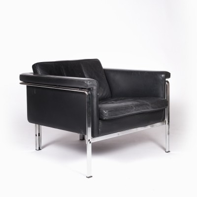 3 x model 6911 arm chair by Horst Brüning for Kill International, 1960s