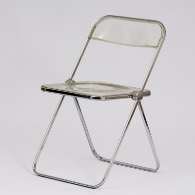 Dinner chair by Giancarlo Piretti for Castelli, 1960s