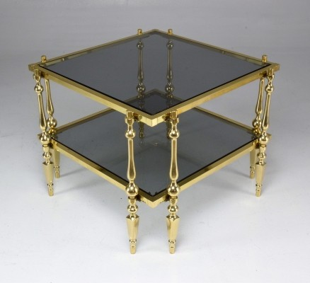 French 20th Century Vintage Coffee Table