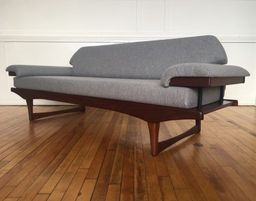 British 'Carmen' Sofa Bed by Toothill