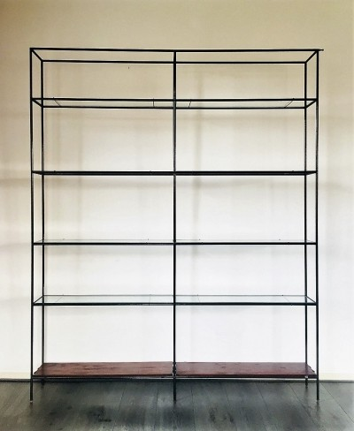 Abstracta wall unit by Poul Cadovius, 1950s