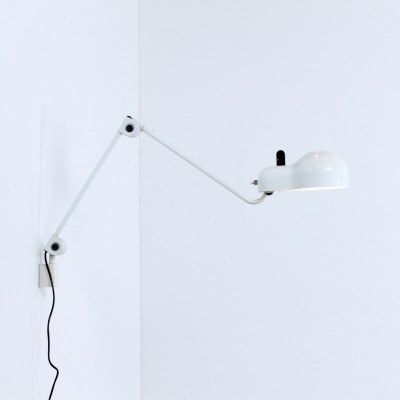 Topo wall lamp by Joe Colombo for Stilnovo, 1960s