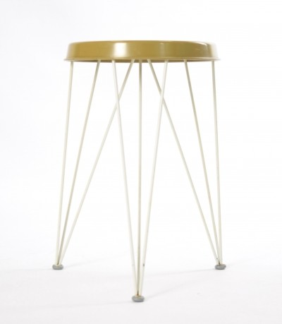 Seggiolina stool by Tjerk Reijenga for Pilastro, 1960s