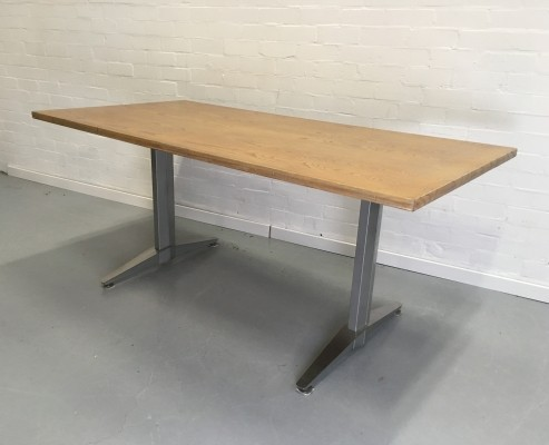 Gispen dining table, 1960s