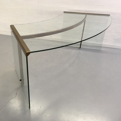 Senior President writing desk by Pierangelo Gallotti for Gallotti & Radice, 1970s