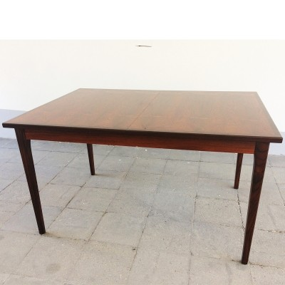 Rosewood Dining Table by Lübke