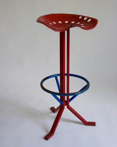 Tractor Stool, 1960s