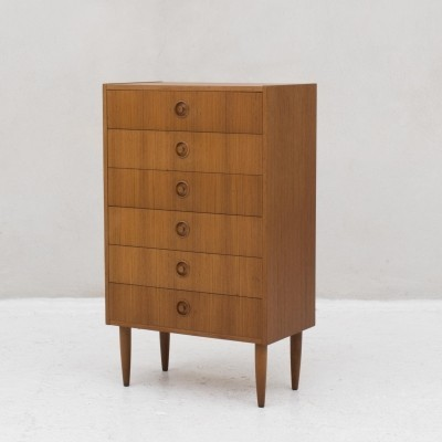 MIS chest of drawers, 1950s