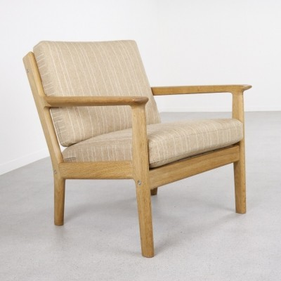 GE-265 lounge chair by Hans Wegner for Getama, 1960s