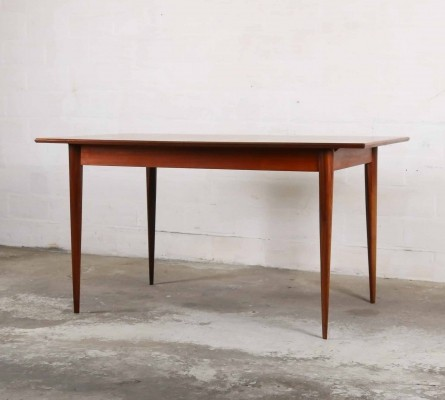 Dining table by Oswald Vermaercke for V Form, 1960s