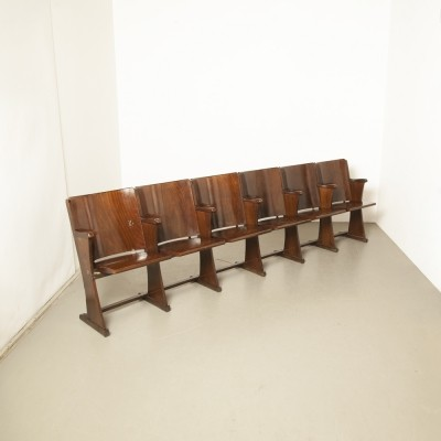 Thonet Theater seating